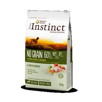 No Grain Dog Adult Med/Maxi 2kg