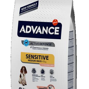 Advance Sensitive Salmon & Rice 3kg