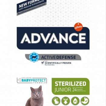 Advance Cat Sterilized Junior