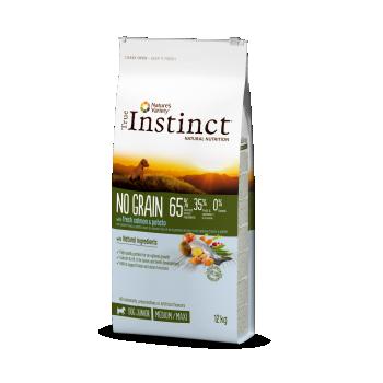 True Instinct No Grain Puppy 600g