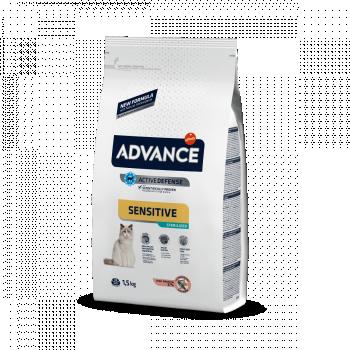 Advance Cat Sterilized Sensitive Salmon and Barley